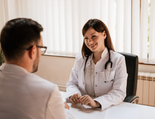 Why Men Don't Go to the Doctor and How Women Can Help